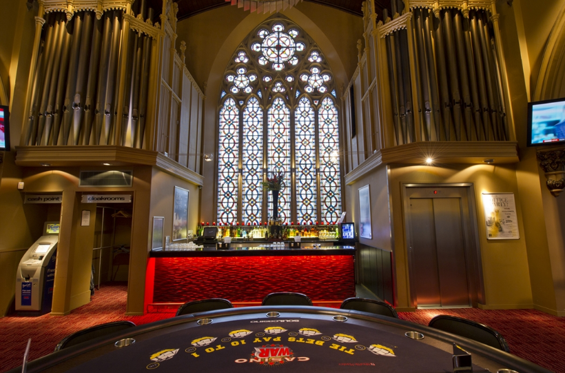 Slot casino edinburgh